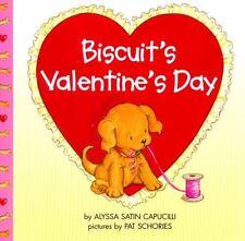 NEW - Biscuit's Valentine's Day by Capucilli, Alyssa Satin