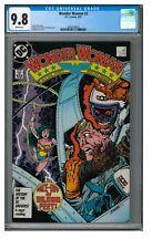 Wonder Woman #2 (1987) George Perez CGC 9.8 White Pages FF492