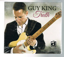 GUY KING - TRUTH - CD 15 TITRES - 2016 - NEUF NEW NEU