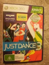 Just Dance 3, XBox 360 Kinect, GB4
