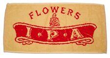 FLOWERS IPA Pub Beer BAR TOWEL