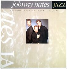 """Johnny Hates Jazz 12"""" Heart Of Gold (Extended Version) - France (VG+/M)"""