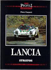 LANCIA STRATOS Profil MI di Piero Casucci RALLY 1970-82 auto Driver eventi