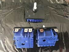 3 x Genuine Westinghouse Avondale 529 Cooktop Hotplate Control Switch PAJ529B*00