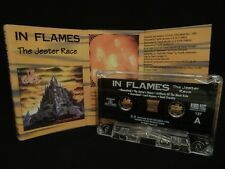 IN FLAMES The Jester Race / 1996 / MC CASSETTE AT THE GATES, DARK TRANQUILLITY
