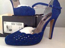 Next Signature Blue Shoe 5