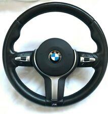 BMW M Sport Cruise Steering wheel HEATING F10 F11 F06 F12 F13 LCI F01 F02 F03