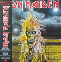 Iron Maiden - Iron Maiden on Picture Disc Vinyl LP EMI 2012 NEW/SEALED