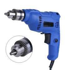 300W Corded Electric Drill Screwdriver Handheld Variable Speed Power Tool 220V