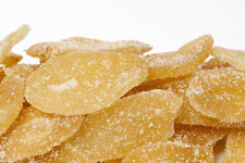 Dried  Crystallized Ginger 1 Lb