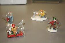 Department 56 Snow Village Christmas Children 51071 - Brand New, Still Sealed!