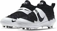 Nike Force Air Trout 6 Pro Black White Men's Multi Sizes 7.5 - 8.5 (AR9815-002)