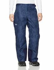 Under Armour men's Blue denim Cold Gear Sticks & Stones ski snow winter Pants XL
