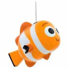 Disney Hallmark Pixar Finding Nemo Decoupage Christmas Ornament  Clown Fish