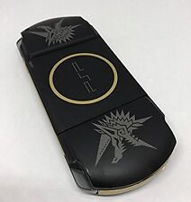 Monster Hunter Portable 3rd PSP Matte Black Gold Console PSP-3000MHB Japan
