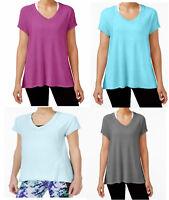 Calvin Klein Performance Women's Active Burnout T-Shirt, Assorted Colors