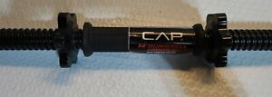 "CAP Barbell 14"" Dumbbell Handle W/ Spinlock Collars Single"
