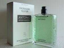 Antonio by Antonio Banderas EDT Nat Spray 100ml - 3.4 Oz NIB Testeur