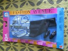 "NEUF!! RARE ""TENUE KEN : FASHION AVENUE"" Mattel (Barbie)"