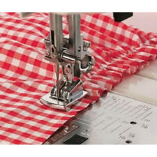 1pcs Ruffler Hem Presser Foot For Sewing Machine Brother Singer Janome Kenmore
