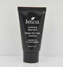 BOSCIA Luminizing Black Mask ~A Peel Off Mask~ 20g Deluxe Sample -For Blackheads