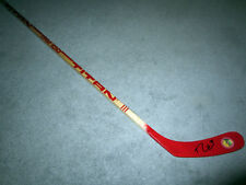 RYAN HARTMAN Chicago Blackhawks SIGNED Autographed Hockey Stick w/COA