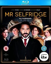Mr Selfridge Complete Series 1 Blu Ray All Episode First Season Original UK NEW