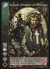 VTES V:TES - Anatole, Prophet of Gehenna - Malkavian / Camarilla Edition
