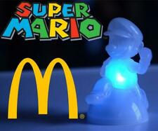 Mcdonalds Happy Meal 2017 Toy Star Power Super Mario Invincible Mario Light Up