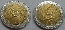 Argentinien 1 Pesos 2010  ## Kof11