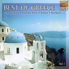 Best of Greece - Various Artists    *** BRAND NEW 2CD SET ***