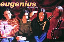 Eugenius 1993 Mary Queen Of Scots Original Promo Poster