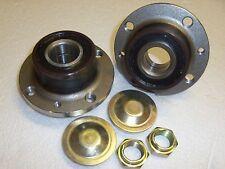 2x Rotella/Mozzo ruota m.ABS Fiat Panda 169 312 Posteriore R/L NUOVO