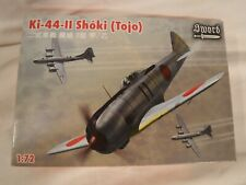 1/72 Sword Japanese Kawasaki Ki 44 II Shoki Tojo # 72042