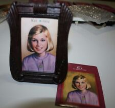 NEW American Girl Kit 1934 Framed Picture 2003 Hallmark Collectible Series