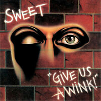 The Sweet : Give Us a Wink CD Extended  Album (2018) ***NEW*** Amazing Value