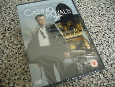 Casino Royale DVD (2012) Daniel Craig New and Sealed 2 Disc