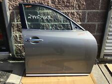 09-12 Infiniti Fx35 Front Right Door W/ Glass & Handle U