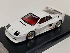 1/64 YM Model Ferrari 512 Testa Rosa Koening in White Ltd 299 pcs