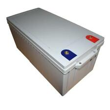 12v 250ah Bateria Litio hierro fosfato LiFePO4 batería PV central fotovoltaica