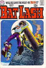 BAT LASH #4 VG, Nick Cardy cover and art, DC Comics 1969