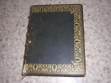 1890.livre d'heures /  Flavigny.dentelle broderie
