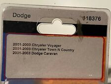 TowReady 118376, 2001-2003 CHRYSLER VOYAGER, TOWN N COUNTRY, DODGE CARAVAN