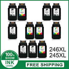PG-245XL CL-246XL PG-243 CL-244 Ink Cartridges For Canon 245 246 243 244 Printer