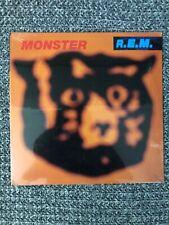 R. E. M Lp Monster Sealed 1994 Original 1 St Press Rare