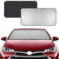 Car Windshield Sun Shade Auto Sunshade Visor Reflective UV Block Protection NEW