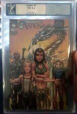 Aspen #2! Comic Book 2003! PGX 9.4! SEE PICS! WOW! RARE!