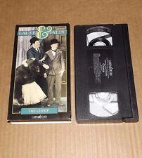 The Chimp colorized version (Vhs, 1992) color Laurel & Hardy