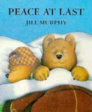 Peace at Last, Jill Murphy | Board book Book | Good | 9780333712771