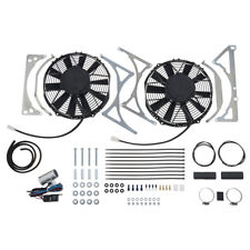 REVOTEC ELECTRIC FAN COOLING KIT NEG EARTH MGC RFK69